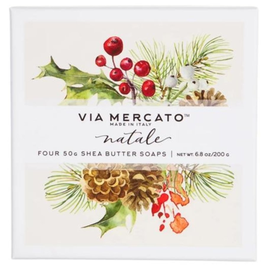 Natale Gift Set  | Via Mercato | 4 x 50g
