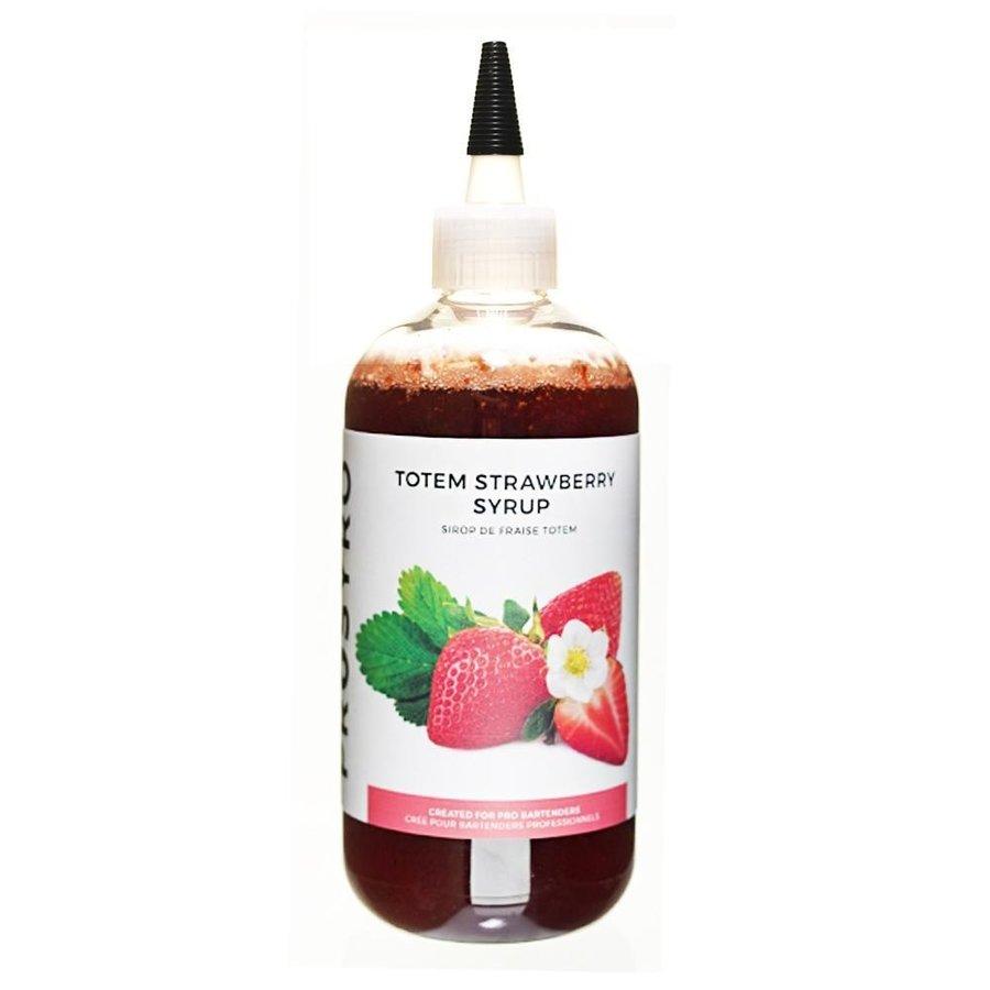 Totem Strawberry Syrup | Prosyro | 340ml