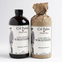 Sauce Worcestershire à la bière |Colonel Pabst| 473ml
