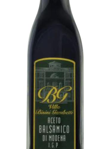 Vinaigre de balsamique Nonna Italia (3) -Bisini Gambetti - 250ml