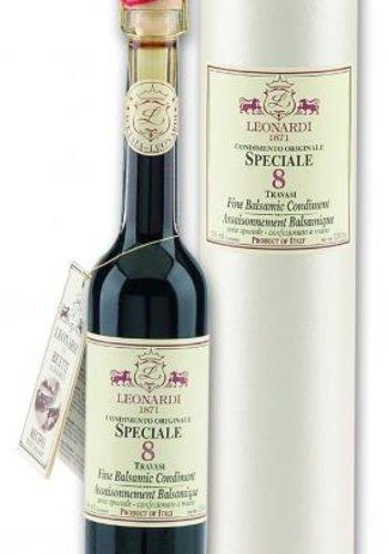 Vinaigre balsamique  Speciale 8 Travasi | Leonardi | 100ml
