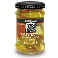 Tipsy Tapas au Piments forts Farcis au fromage | Sable & Rosenfeld | 265 ml