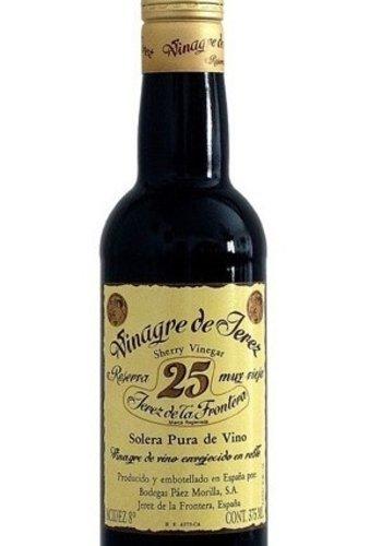 Vinaigre de Xérès réserve 25   Bodega Paez Morilla   375ml