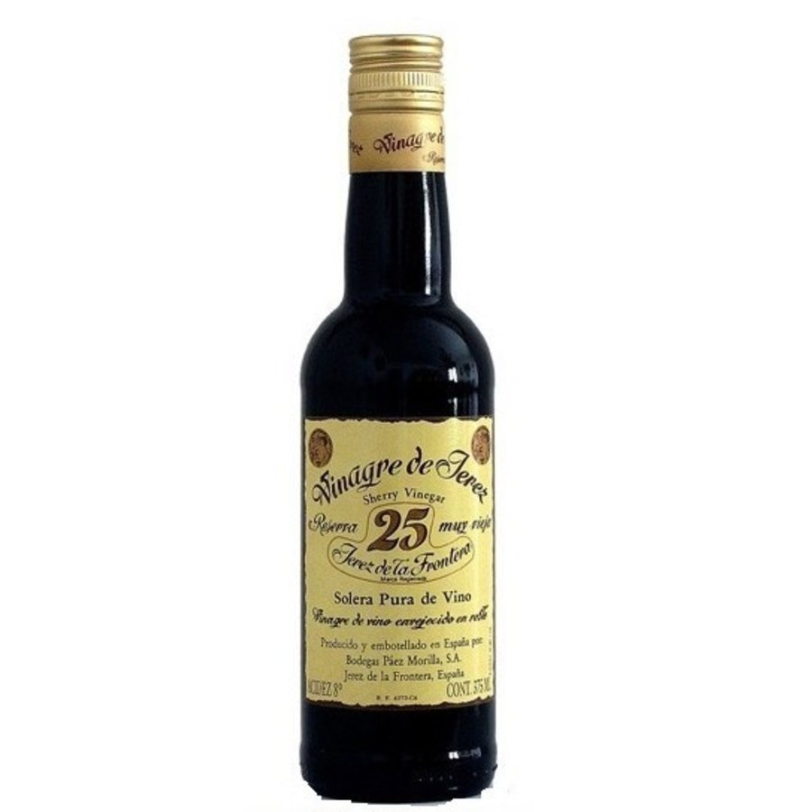 Vinaigre Morilla Xérès Réserve 25    Bodegas Paez Morilla   375ml