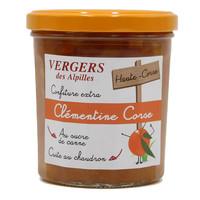 Confiture clémentine de Corse | Vergers des Alpilles | 370g