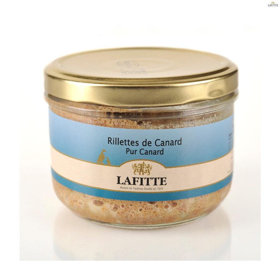 Duck rillettes 100% | Lafitte | 180g
