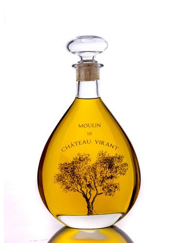 Huile d'olive bouteille Goutte  | Château Virant | 750 ml
