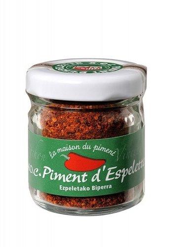 Poudre de piment d'Espelette AOC | Vincent Darritchon | 15g