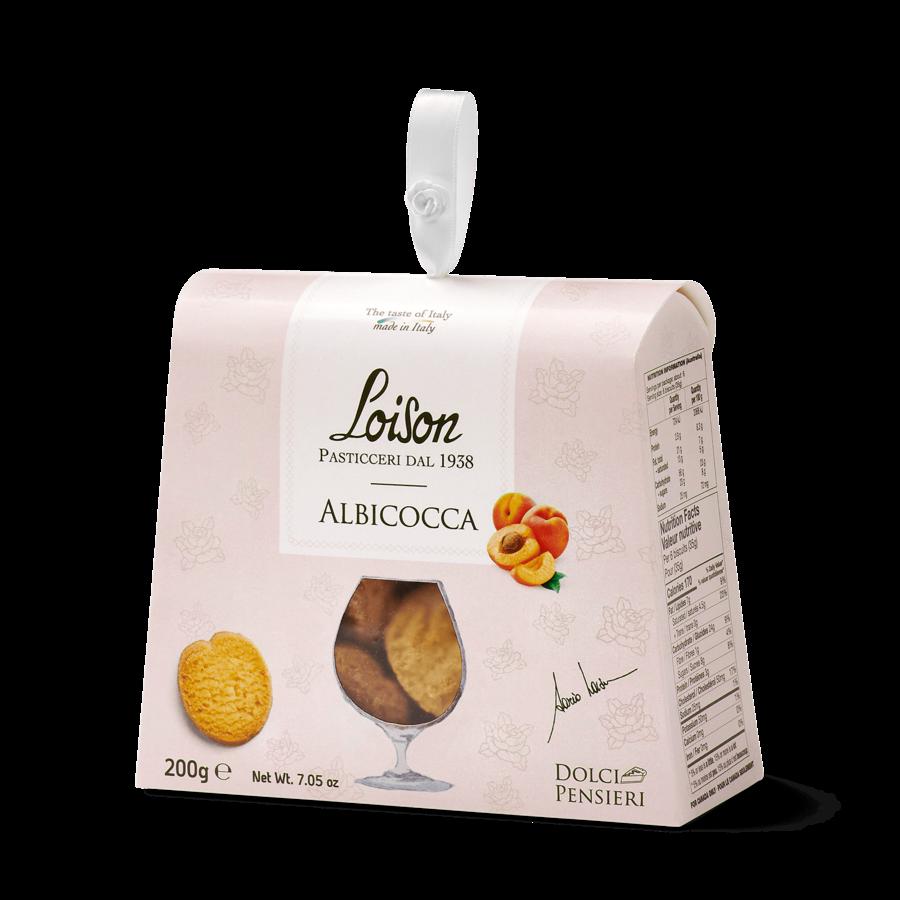Biscuit à l'abricot 190g |Loison Pasticceri Dal 1938