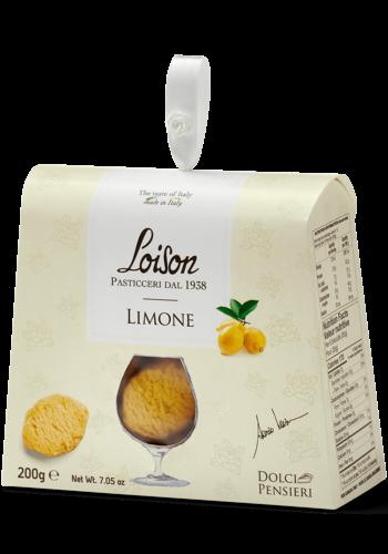 Biscuit au citron | Loison Pasticceri Dal 1938 | 190g