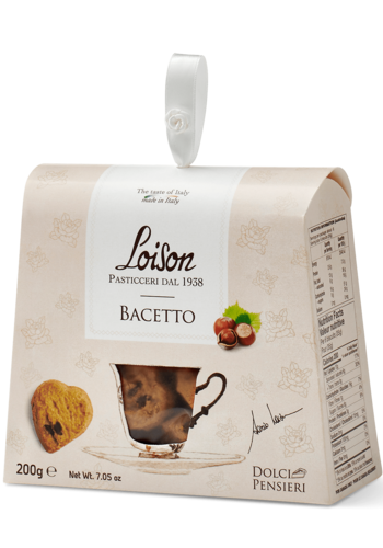 Biscuit Bacetto | Loison Pasticceri Dal 1938 | 190g