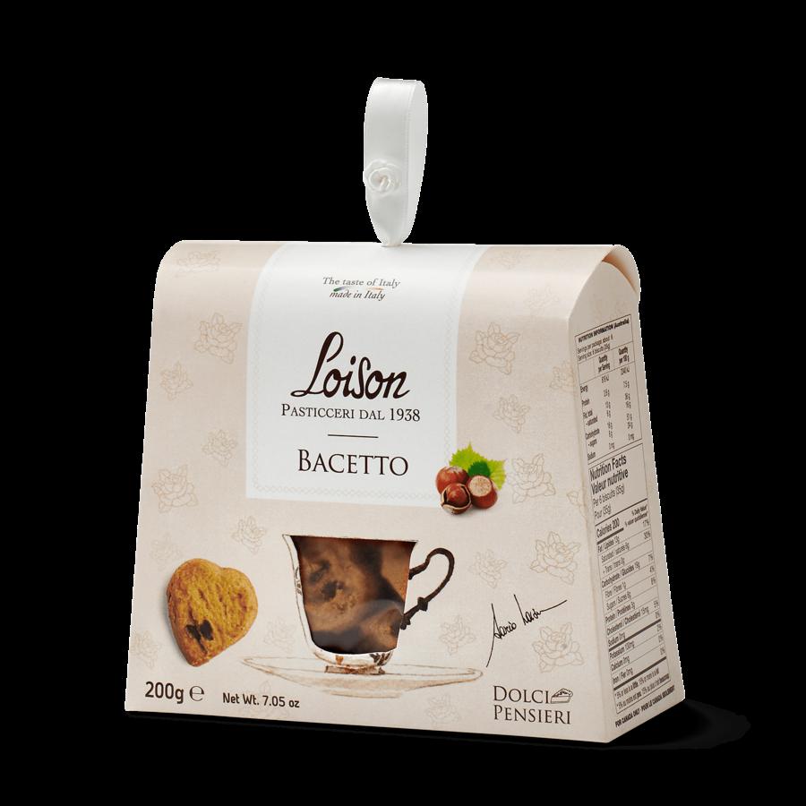 Biscuit Bacetto 200g |Loison Pasticceri Dal 1938