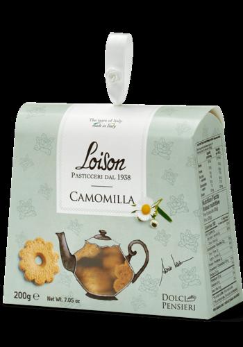 Biscuit à la camomille 190g |Loison Pasticceri Dal 1938
