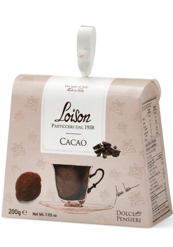 Biscuit au chocolat  | Loison Pasticceri Dal 1938 | 190g