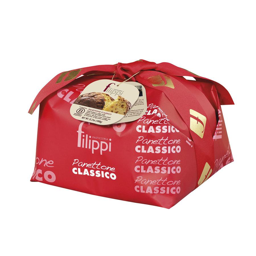 Panettone classique - Damerino    Filippi   1kg