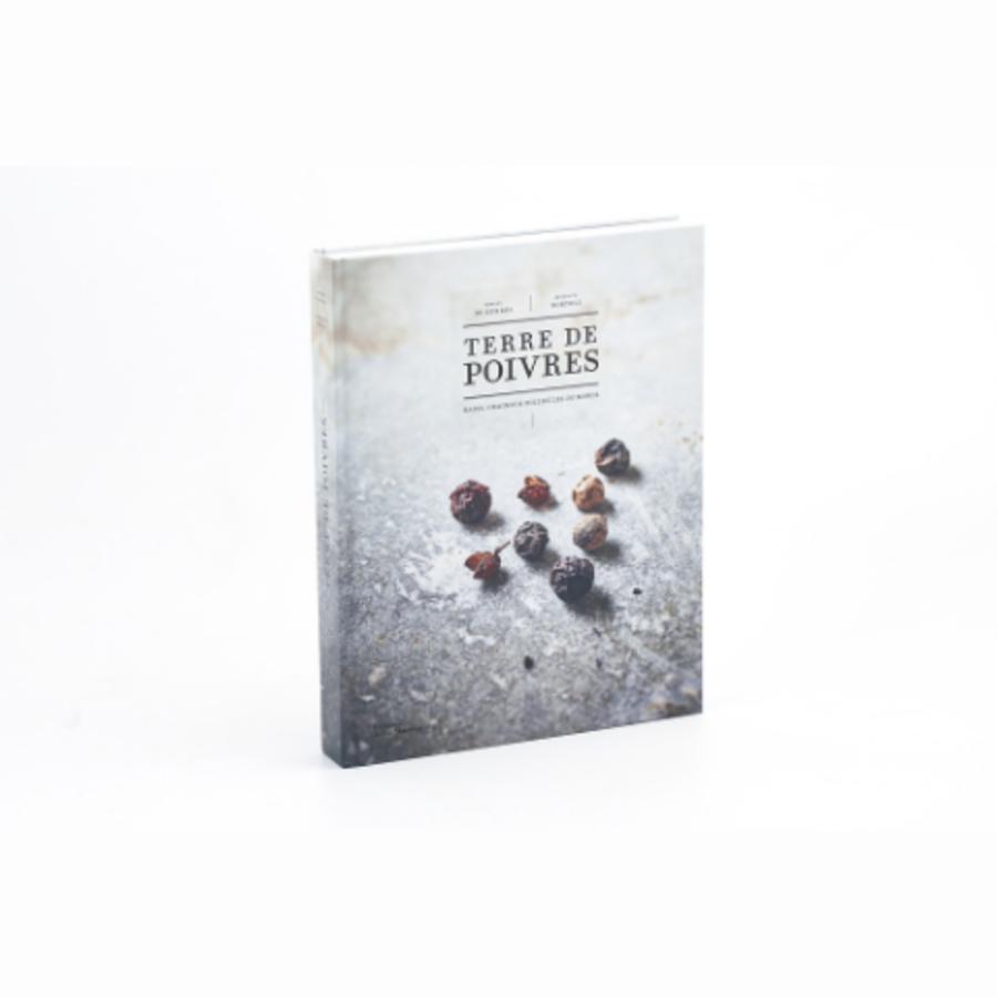 Livre Terre de poivre -Français- | Terre Exotique