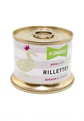 Rillettes de Canard royales | Les Canardises | 150g