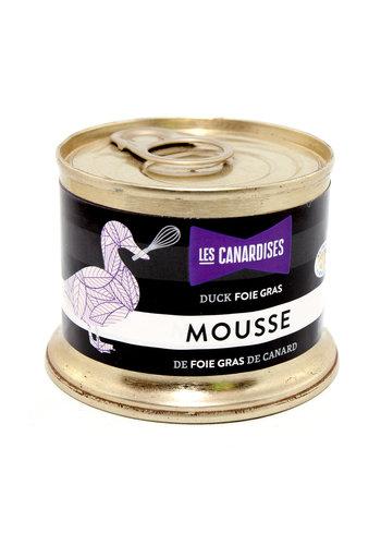 Mousse de foie de Canard | Les canardises | 150 g