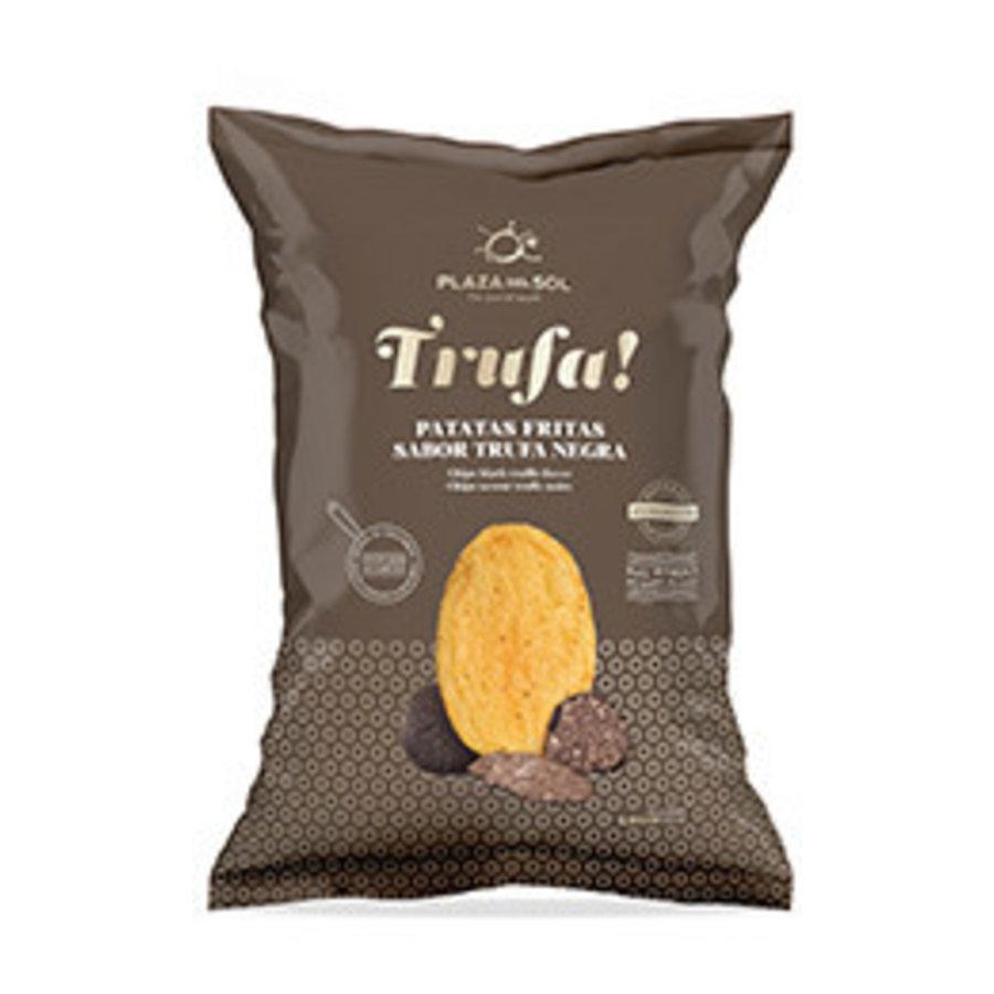 Chips à la truffe noire | Plaza del Sol | 115g
