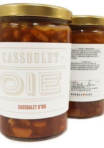 Cassoulet d'oie | La Ferme Québec-Oies | 865 g