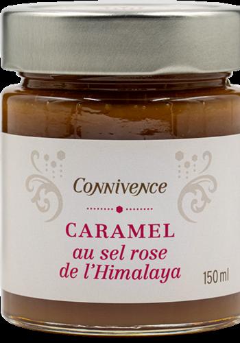 Caramel au sel rose 150ml