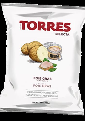 Croustilles Foie gras | Torres | 125g