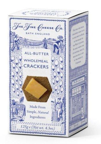 Biscuit à l'épeautre et au beurre   The Fine Cheese Co.