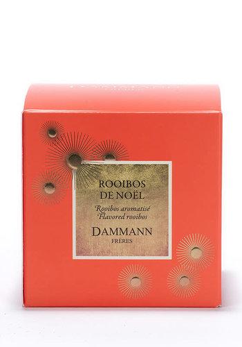 Rooibos de Noël  | Dammann Frères | 25 sachets | 50g