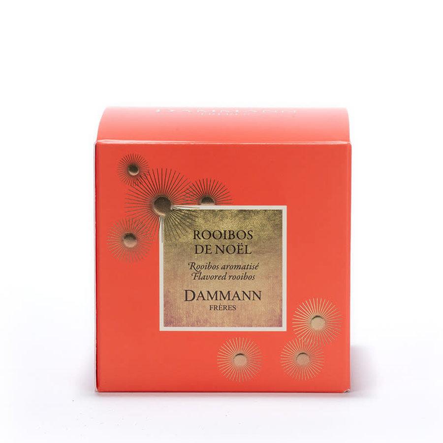 Rooibos de Noël  | Dammann Frères 25 sachets