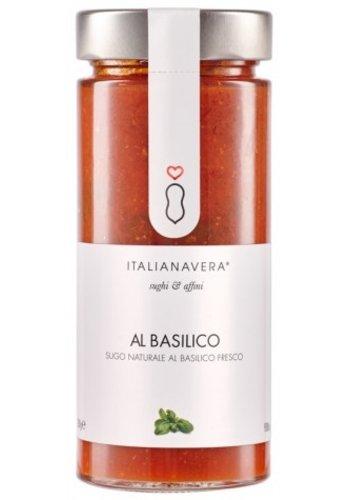 Sauce au tomate et basilic | Italianavera | 580g