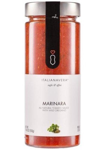 Sauce au tomate avec origan| Italianavera | 580g