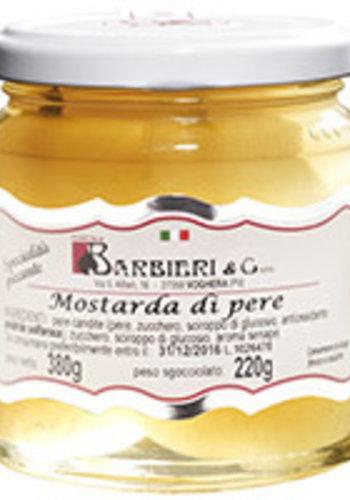 Mostarda poires  | Barbieri |380g