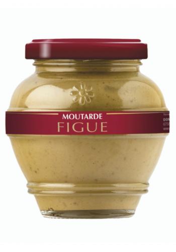 Moutarde à la figue | Domaine des Terres Rouges | 200g