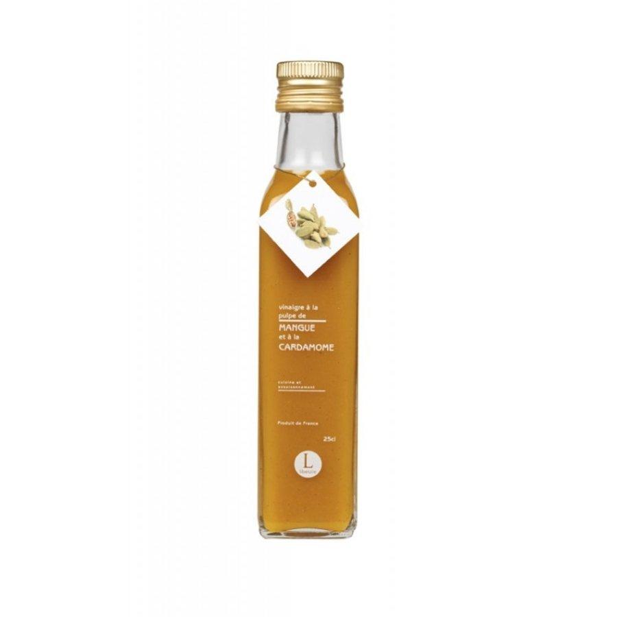 Vinaigre à la pulpe de mangue et cardamome | Libeluile | 250ml