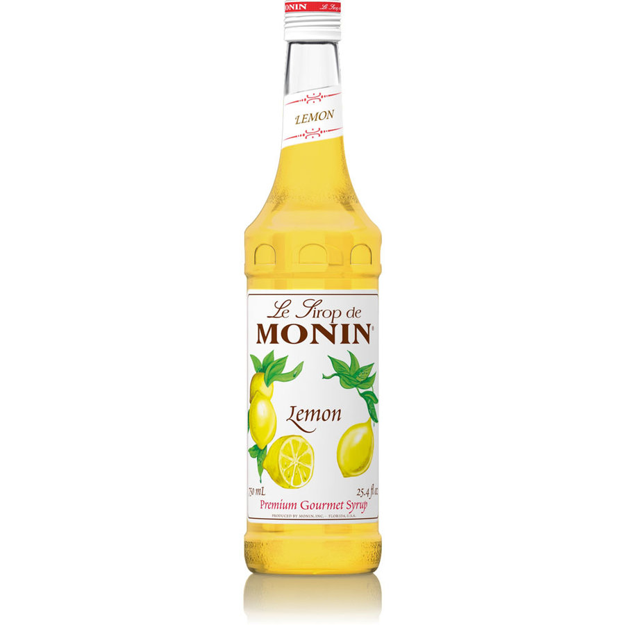 Sirop de citron | Monin | 750 ml