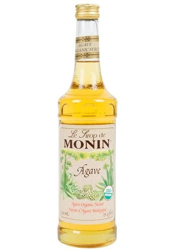 Sirop d'agave nectar  |Monin | 1 litre