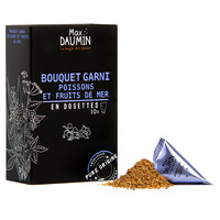 Bouquet garni poissons et fruits de mer - 10 dosettes | Max Daumin  | 18g