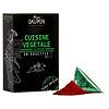 Max Daumin -Cuisine Végétale - 10 dosettes