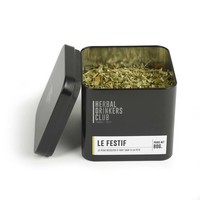 Tisane-Infusion  Le Festif   Herbal Drinkers Club   vrac 80g