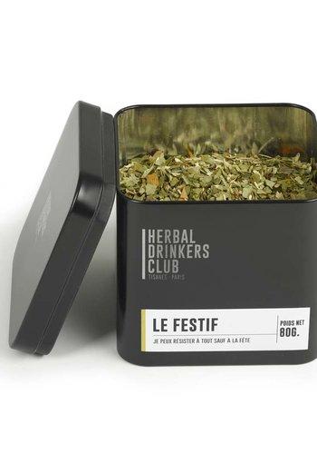 Tisane-Infusion  Le Festif | Herbal Drinkers Club | vrac 80g