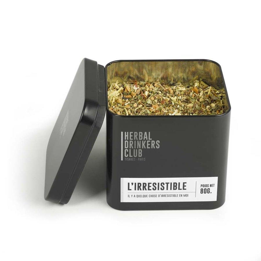 Tisane-Infusion L'Irresistible | Herbal Drinkers Club | vrac 80g