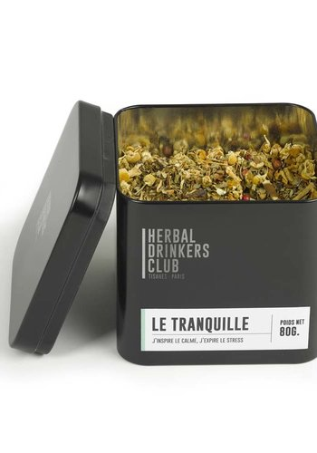 Le Tranquille (Tisane/Infusion) |  Herbal Drinkers Club | Vrac | 80g