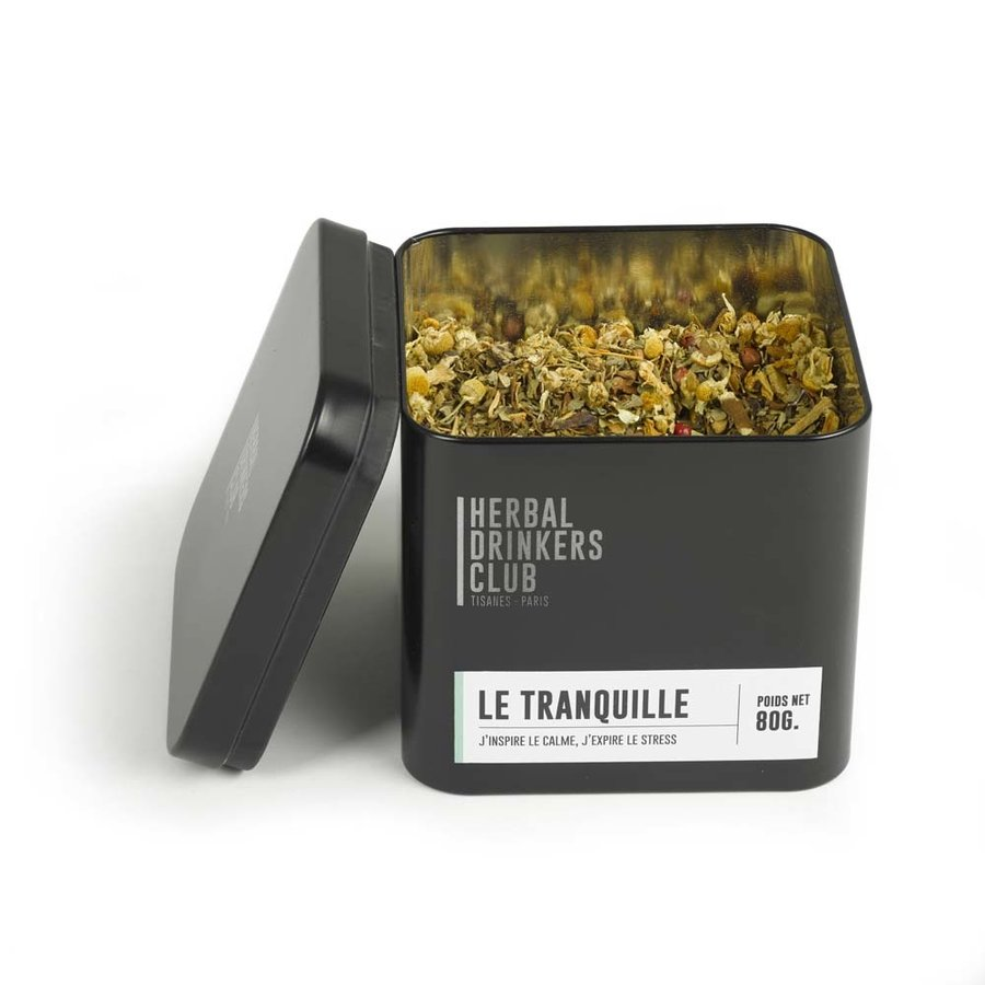 Tisane-Infusion Le Tranquille  Herbal Drinkers Club | vrac 80g