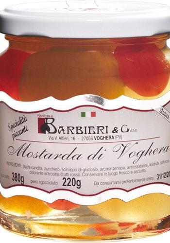 Mostarda fruits assortis de Voghera | Barbieri |  380g