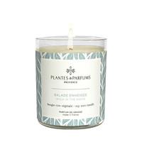 Bougie végétale parfumée  | Balade ennigée |Plantes & Parfums Provence | 180g