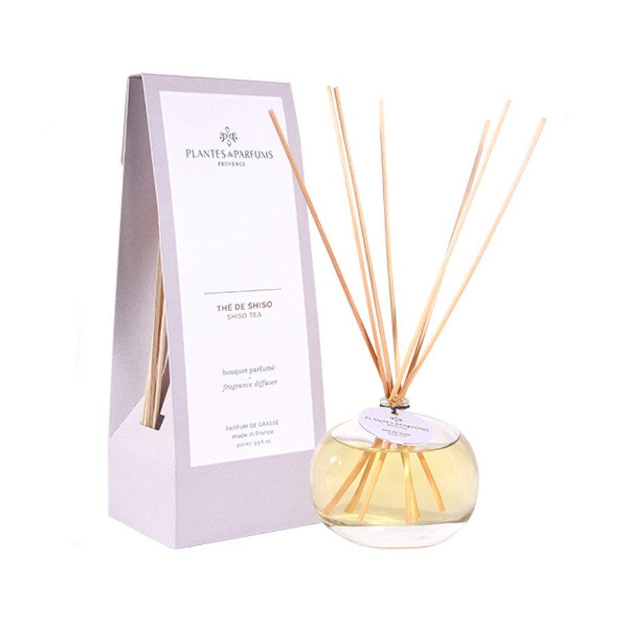 Bouquet parfumé  | Thé de Shio  | Plantes & Parfums Provence | 100ml