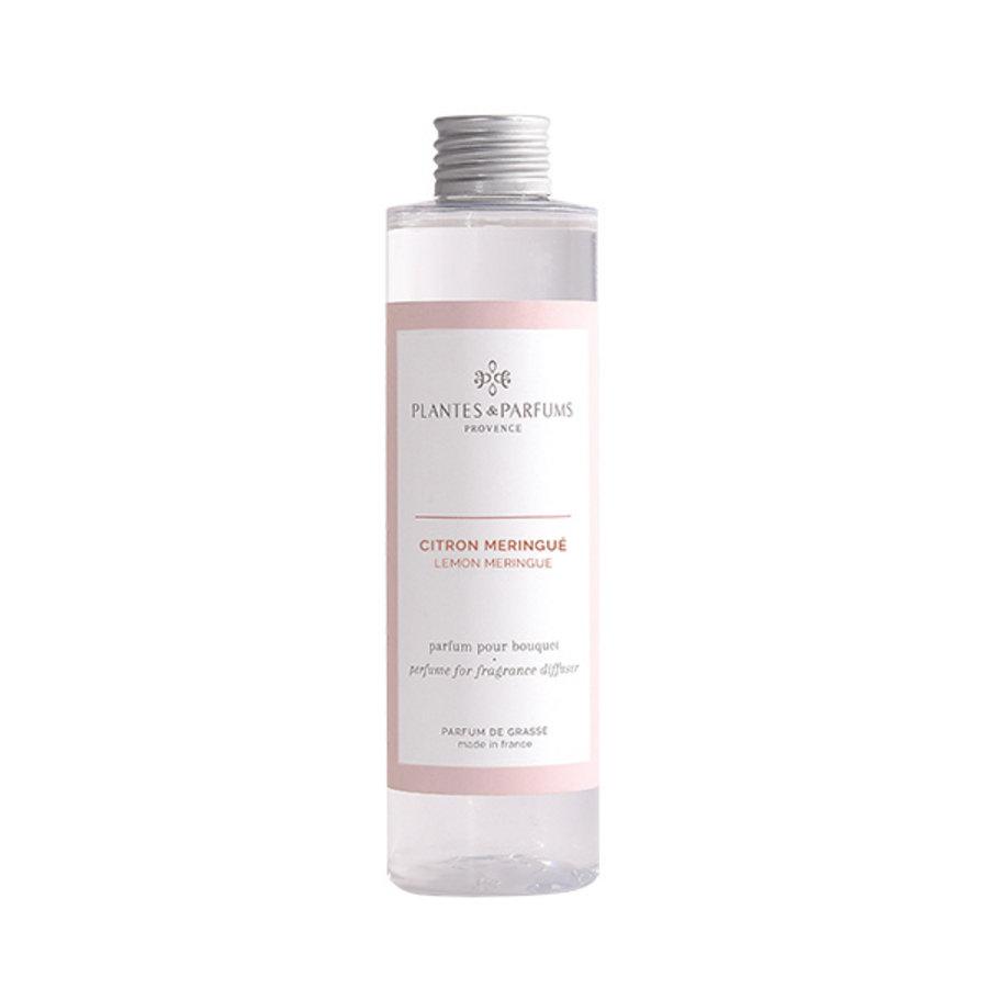 Parfum pour Bouquets parfumés | Citron Meringué|Plantes & Parfums Provence | 200 ml
