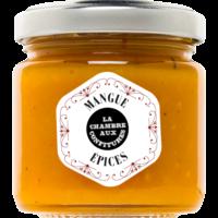 Chutney Mangue & Épices | La Chambre aux Confitures | 100g