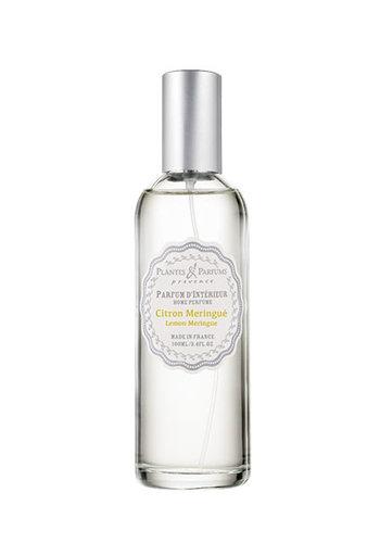Parfum d'intérieur  |Citron Meringué |Plantes & Parfums Provence | 100ml
