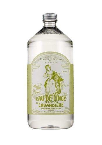 Eau de linge Verveine | Plantes & Parfums Provence | 1 litre